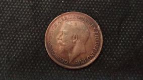 Moeda 1945 One Penny Georgivs - Moedas no Mercado Livre Brasil