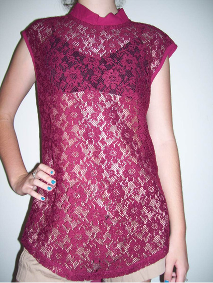 Blusa Mujer Importada Talle S/m