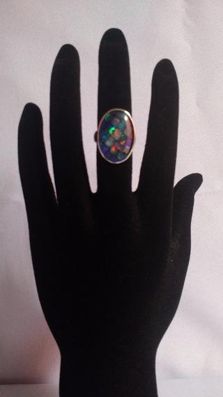 Anel - Jóias Opala Em Prata 950