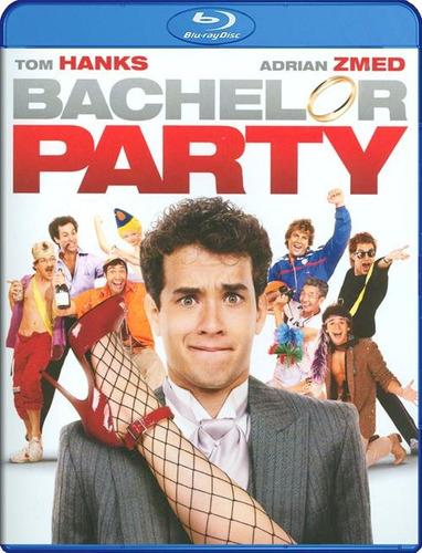 Imagen 1 de 3 de Blu-ray Bachelor Party / Despedida De Soltero