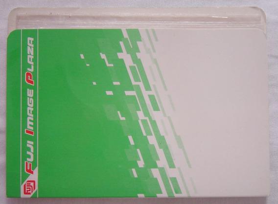 Álbum Antigo De Revelação Fuji - Medindo 17x12cm # 090