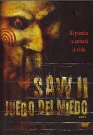 Saw Juego Del Miedo Nueva Original Y Sellada Dvd