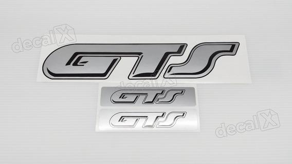 Kit Adesivo Volkswagen Gol Gts Gts2 Fgc