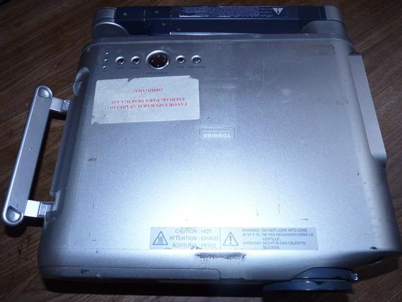 Sucata Projetor Toshiba Tlp471
