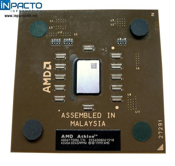 Processador Amd Athlon 1700+ 462p (usado)