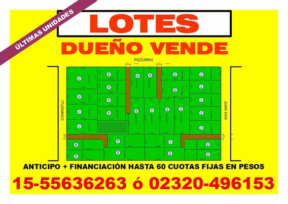 Excelentes Lotes En Del Viso - Pilar - Financ.- 80% Vendido!