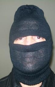 Ele Ela Trabalho Madrugada Moto Touca Ninja Lã