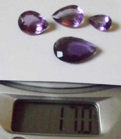 Ametistas 4 Pedras