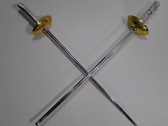Festa Fantasia 02 Espadas Zorro Gladiador Pirata Mosqueteiro