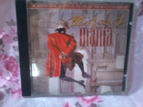 Vendo Cd Original Mozart Mania