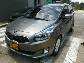Impecable 7 Puestos Kia Carens 2015 Triptonica 48000kms Full