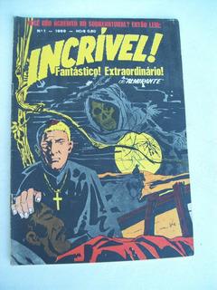 Incrível! Fantástico! Extraordinário! Almirante Nº 1 - 1969