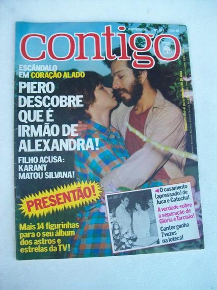 Contigo Nº 313: Clodovil - Edson Celulari - Completa -1980