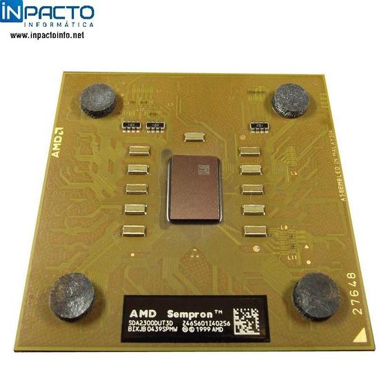 Processador Amd Sempron 2300+ 462p