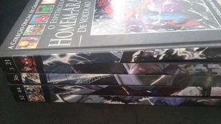 Hqs Marvel - Graphics Novel (21,34,36,44 E 52)
