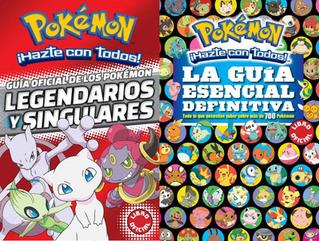 Pack 2x1 Pokemon - Guía Esencial Definitiva & Legendarios