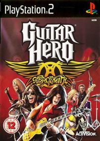 Patch Ps2 - Guitar Hero Aerosmith