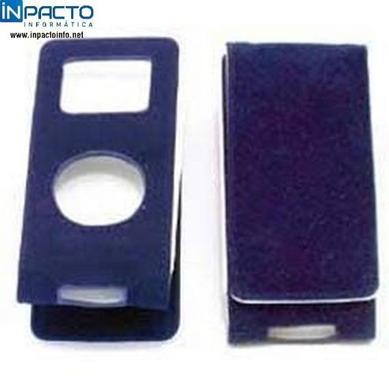 Case Leadership Veludo iPod Nano Violeta