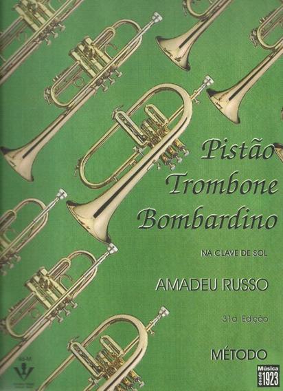 Métodos Para Saxofones E Bocais Amadeu Russo