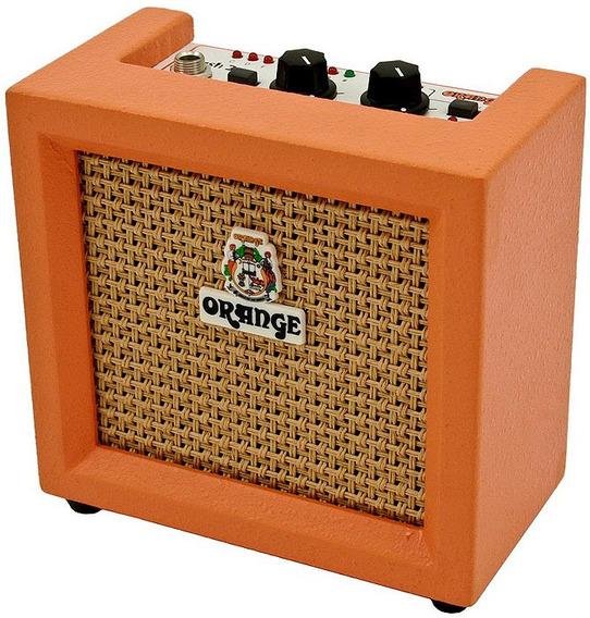 Orange Cr 3 Amplificador 3w Guitarra Electrica