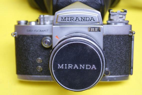Miranda Sensomat Re 50/1:1.8 1969