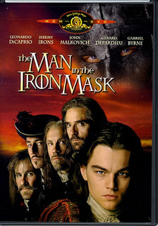 Dvd Man In The Iron Mask / Hombre De La Mascara De Hierro