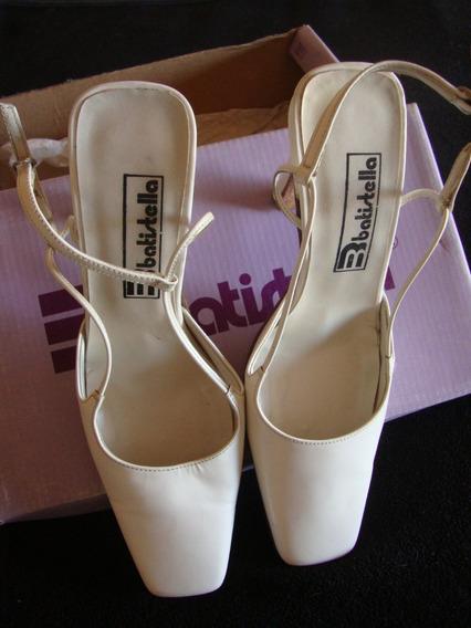 Zapatos /sandalias No Plataforma Novias Quince