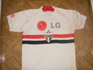 Camisa Do São Paulo Retro 2006
