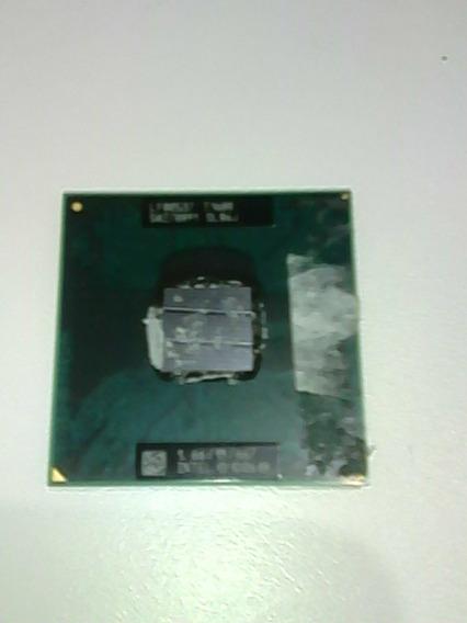 Processador Intel Core 2 Duo T1600 1.66/1m/667 Slb6j
