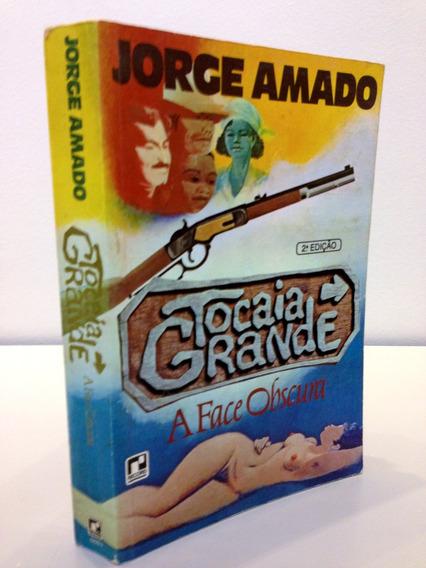 Livro Tocaia Grande Jorge Amado Literatura Brasileira C906