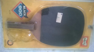 Raquete Tênis De Mesa Butterfly Black 900 - 1982