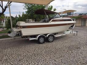 Yatecito 22 Pies Motor V8 Cuenta Con Camarote Y Baño Al 100%