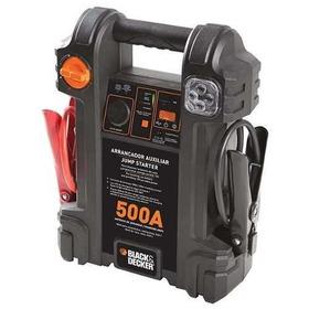 Auxiliar De Partida Maleta 12v Bivolt Blacdecker 500 Amp