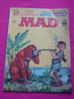 Revista Mad N° 19 Editorial Magendra