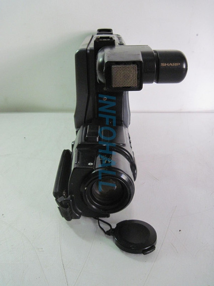 Câmera Filmadora Sharp Vl-l50b Defeito Ler Anúncio