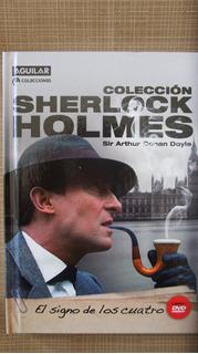 Sherlock Holmes Coleccion Con Dvd