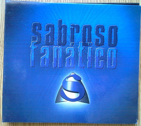 Cd Sabroso Fantastico - Impecable ( Promo)