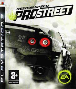 Need For Speed Pro Street Ps3 - Mídia Física   Playgorila