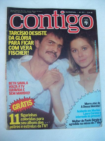 Contigo Nº 311: Paulo Sérgio - Completa - 1980