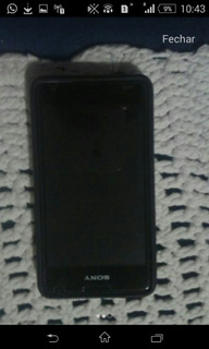 Sony Xperia E1 Troco Por iPhone 4 E 4s Original