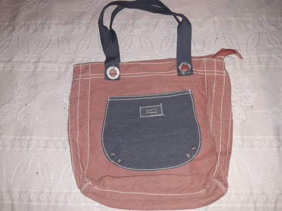 Cartera De Tela - Xl
