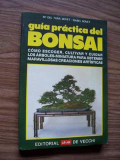 Bonsai-guía Práctica-ilust-maría Del Tura Bovet-ed-de Vecchi