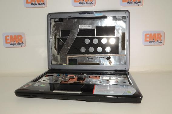 Carcaça Para Notebook Toshiba Satellite M305d-s4833