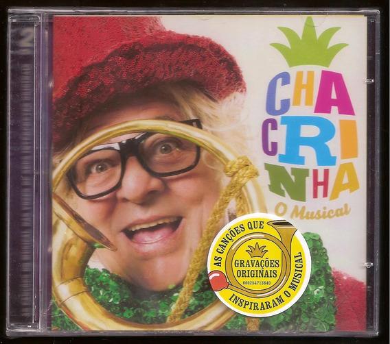 Cd- Chacrinha - O Musical