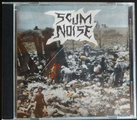 Scum Noise Chaotic Distress (1995) (cd Usado)