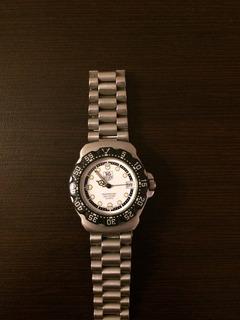Reloj Tag Heuer Sumergible 200 Metros Original Impecable Gta
