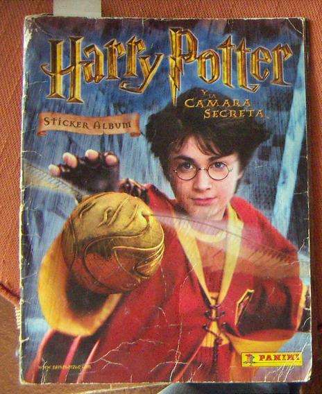 Álbum Harry Potter Y La Camara Secreta