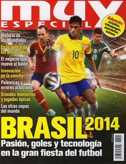 Revista Muy Interesante Especial Mundial Brasil 2014