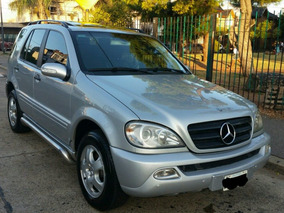 Mercedes Benz Ml 350 2004 162.500km -impecable!-