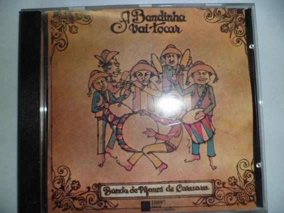 Cd Banda De Pífanos De Caruaru - A Bandinha Vai Tocar